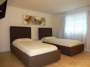 Villa Lucente  : Double room