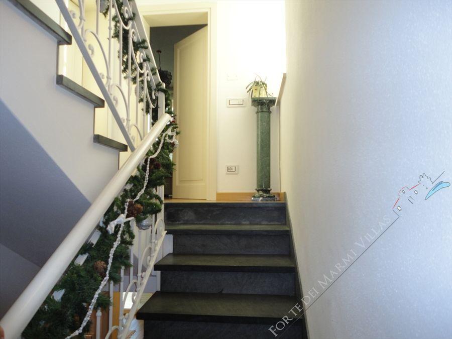 Villa Ludovica : Inside view