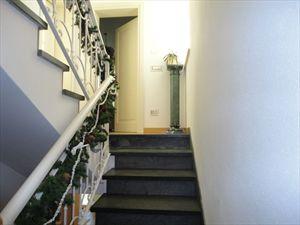 Villa Ludovica : Vista interna
