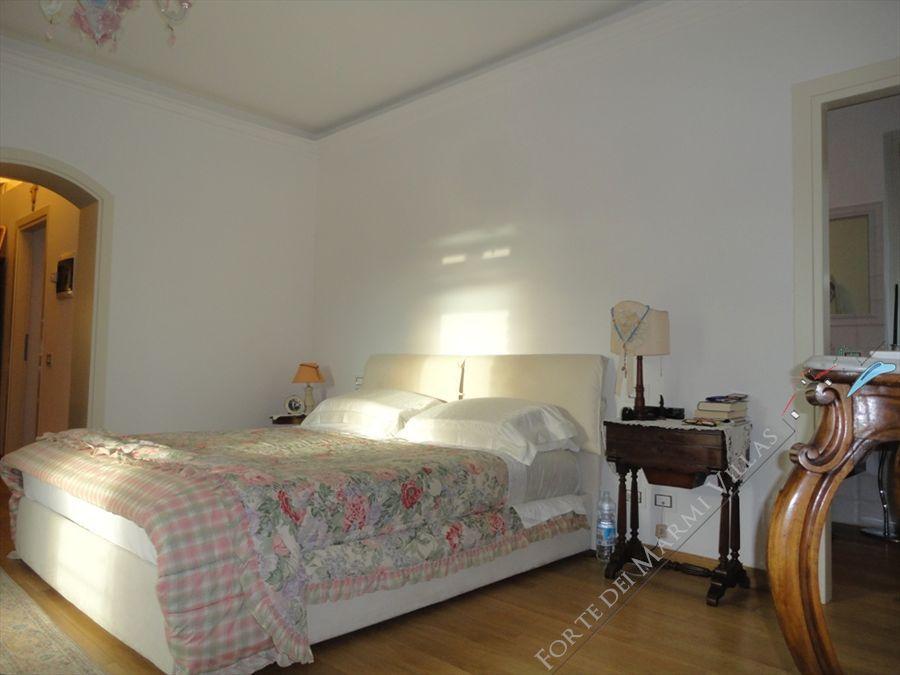 Villa Ludovica : master bedroom