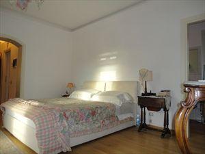 Villa Ludovica : хозяйская спальня