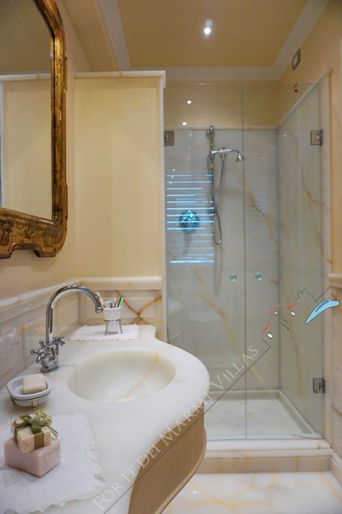 Villa Maestro : Bathroom with shower