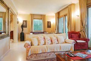 Villa Maestro : Гостиная