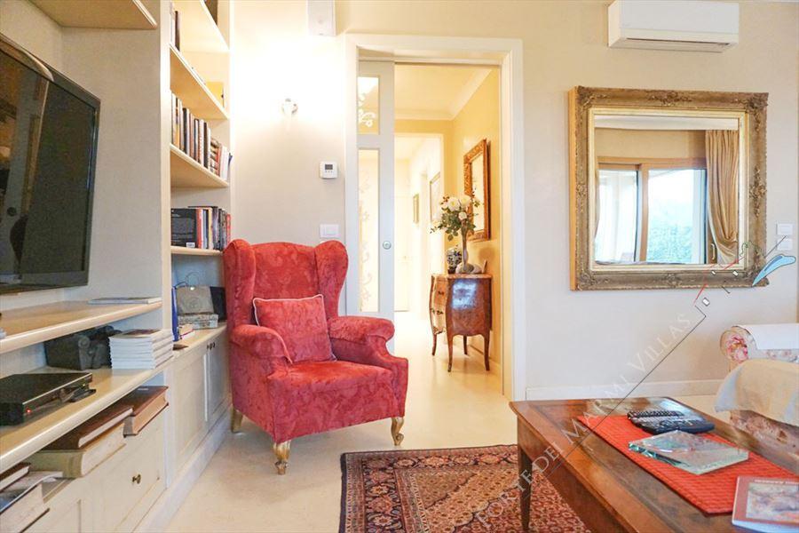 Villa Maestro : Inside view