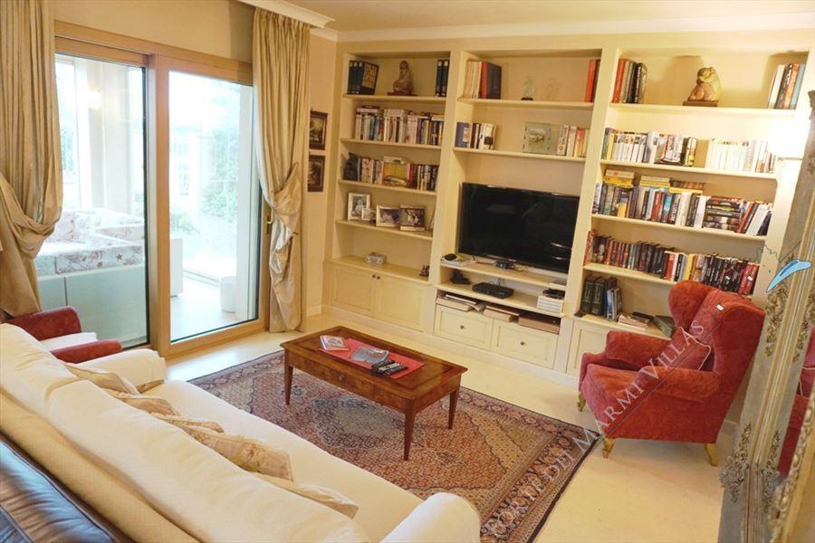 Villa Maestro : Lounge