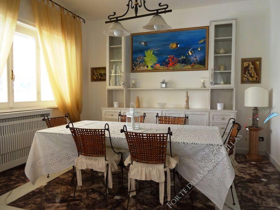Villa Mareggiata  : Dining room