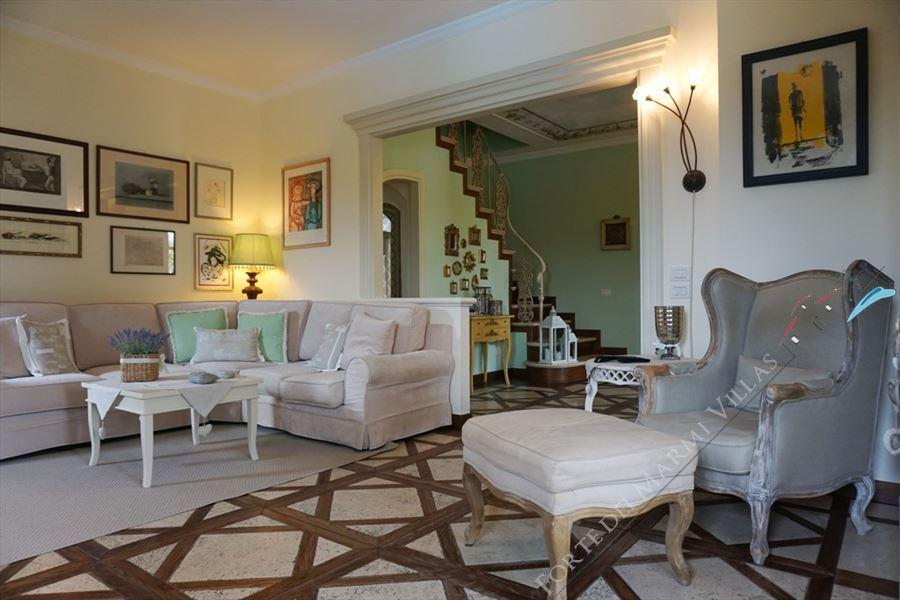 Villa Marielle : Lounge