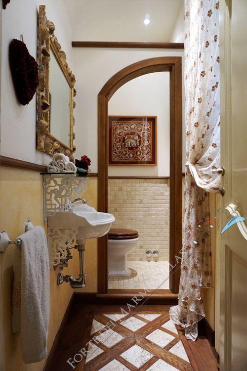 Villa Marielle : Bagno di servizio