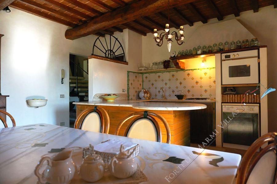 Villa Marilena : Kitchen