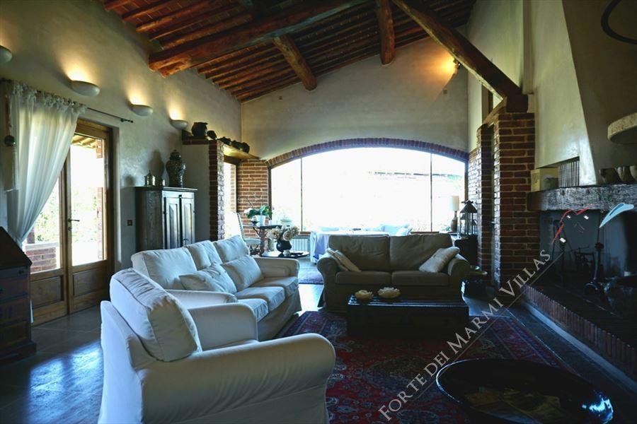 Villa Marilena : Salone