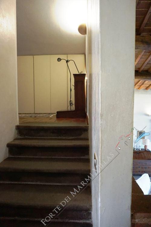 Villa Marilena : Vista interna