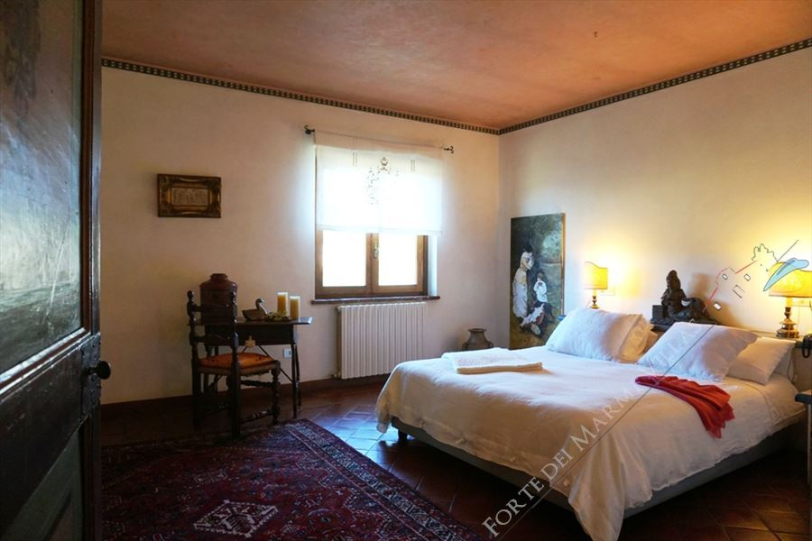 Villa Marilena : Camera matrimoniale