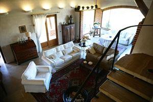 Villa Marilena : Гостиная