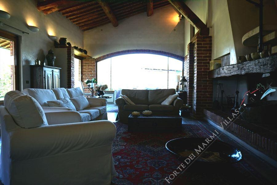 Villa Marilena : Lounge