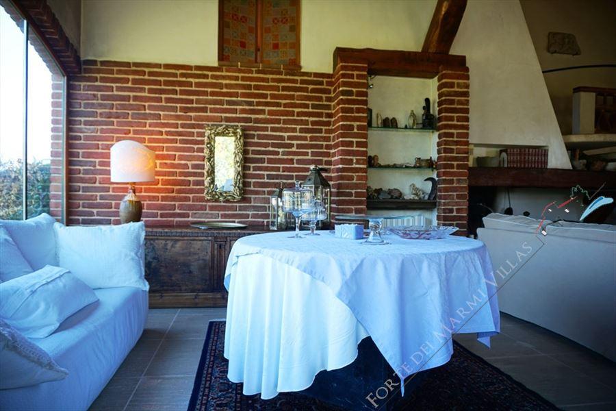 Villa Marilena : Sala da pranzo