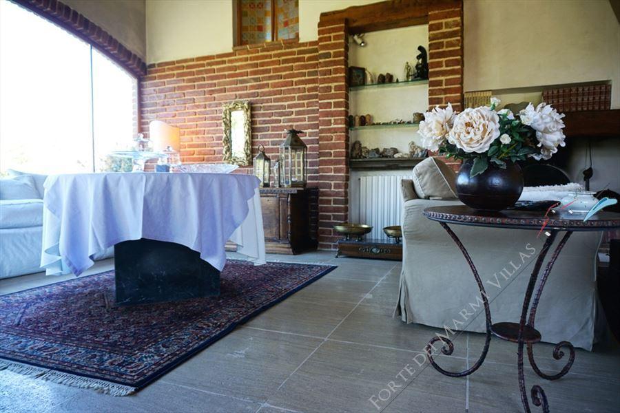 Villa Marilena : Dining room