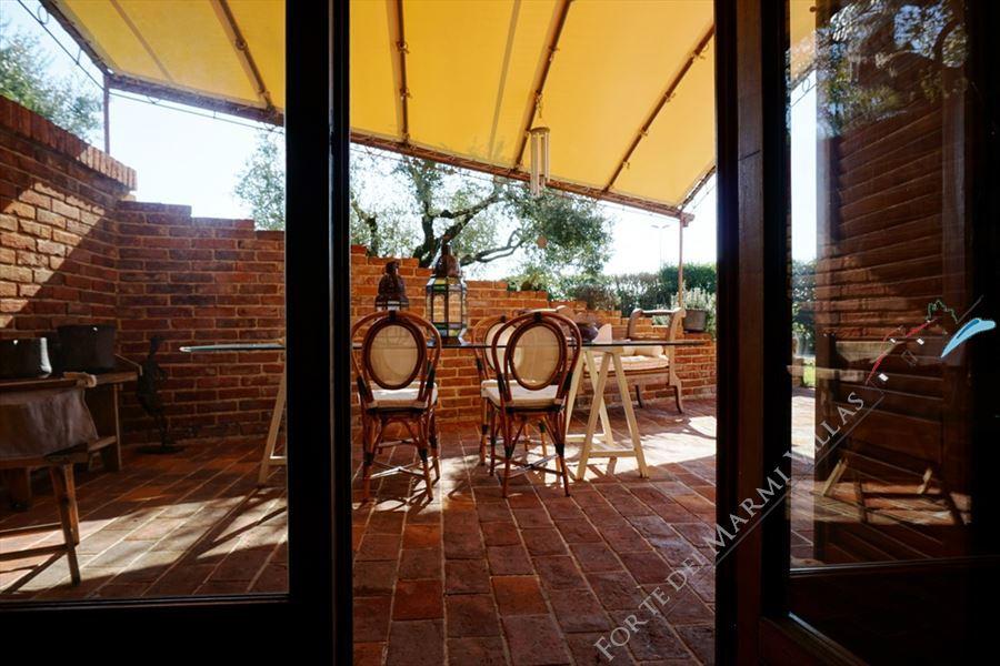 Villa Marilena : Veranda