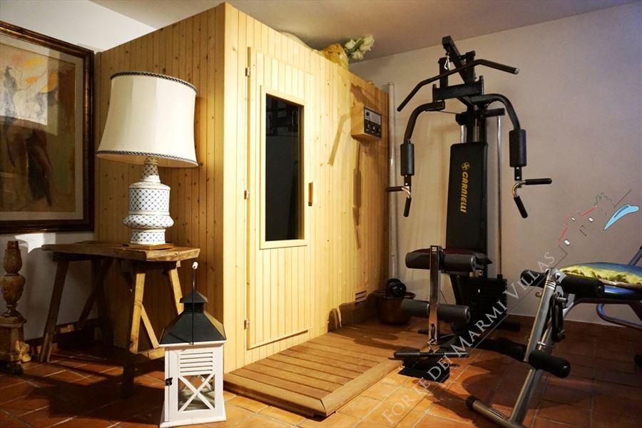 Villa Marilena : Sauna
