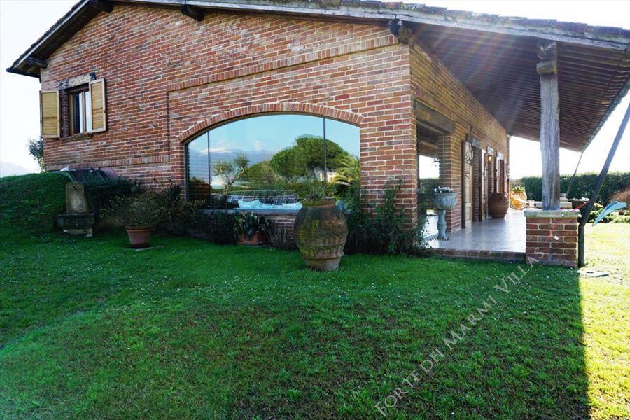 Villa Marilena : Outside view