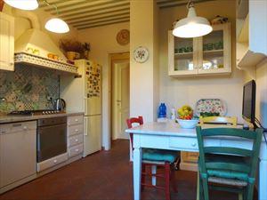 Villa Mina : Cucina