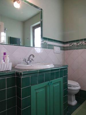 Villa Mina : Bagno con doccia
