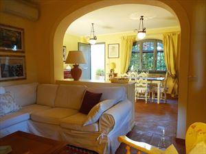 Villa Mina : Salotto