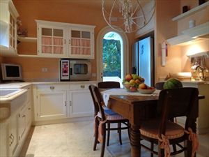 Villa Mirabella  : Кухня