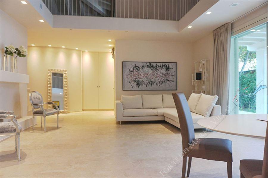 Villa Monroe : Lounge