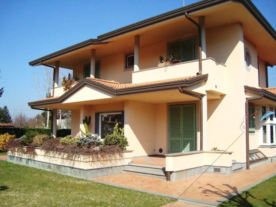 Villa Natali forte - Detached villa To Rent Forte dei Marmi