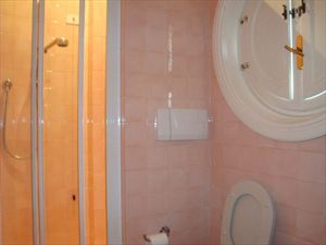 Villa Natali : Bathroom with shower