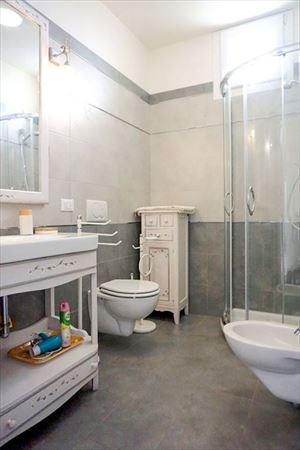 Villa Onda : Bagno con doccia