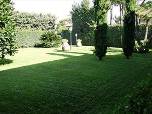 Villa Opera : Сад