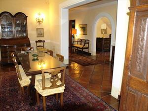 Villa Opera : Sala da pranzo