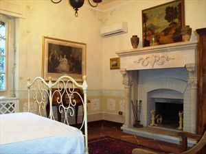 Villa Opera : Спальня