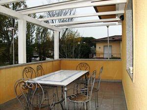 Villa Esmeralda : Terrace