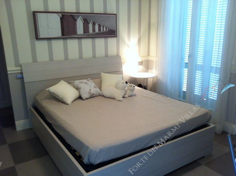 Villa Quality House : Camera matrimoniale
