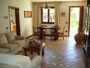 Villa Leda  : Zona relax