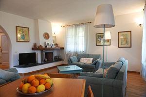 Villa Peonia : Гостиная