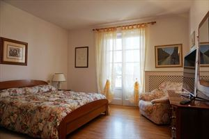 Villa Peonia : master bedroom