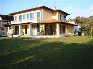 Villa Primavera: Detached villa Forte dei Marmi