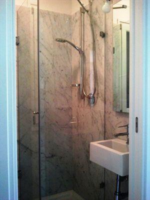 Villa Quite  : Bagno con doccia