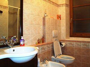 Villa Rosa : Bathroom with shower