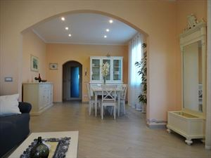 Villa Rossella  : Salotto
