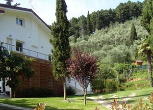 Villa Mirella  : Outside view