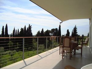Villa Mirella  : Терраса