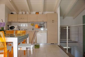 Villa Penthouse : Kitchen