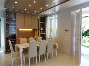 Villa Sibel : Dining room
