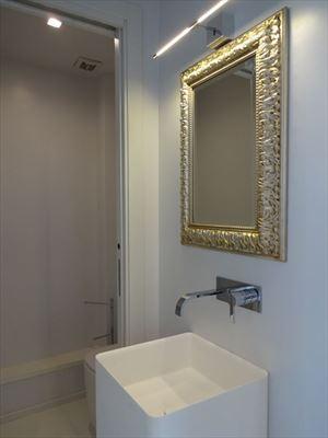 Villa Sibel : Bathroom