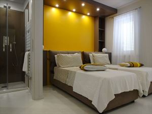 Villa Sibel : Double room