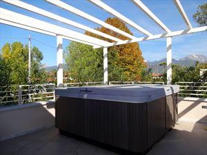 Villa Sibel : Terrace